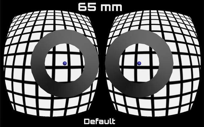 Horizontal Lense Separation Observations — Oculus